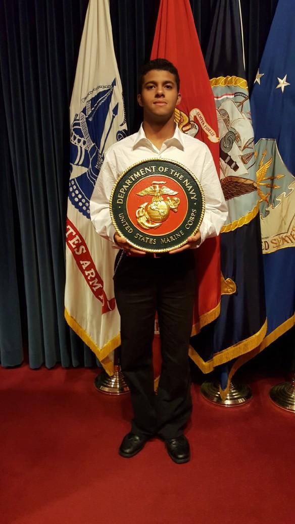 Blake Marine Corps