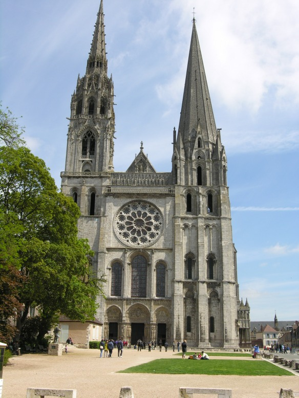 Cathédrale de Chartres (France)